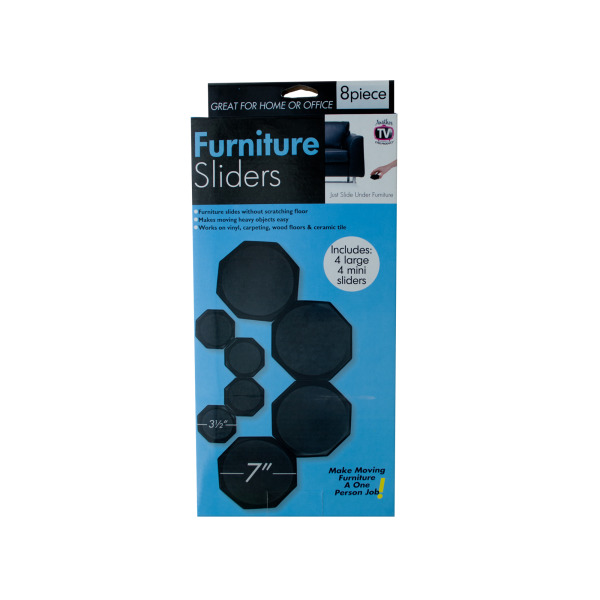 BULK BUYS Furniture Sliders - Case of 6 at Sears.com