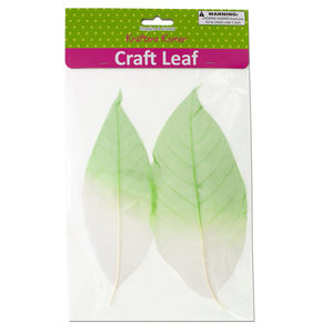 20 Pieces Per Pack Of Dyed Natural Craft Leaves][Wholesales Purchase Hoodmat.Com