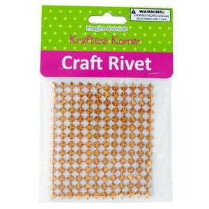 20 Pieces Per Pack Of Gold Craft Cone Studs][Wholesales Purchase Hoodmat.Com