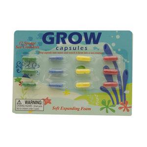 24 Pieces Per Pack Of 12 Pack Sponge Sea Creature Grow Capsules ][Wholesales Purchase   Hoodmat.Com