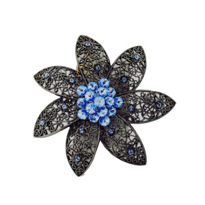 6 Pieces Per Pack Of Flower Brooch ][Wholesales Purchase|Hoodmat.Com