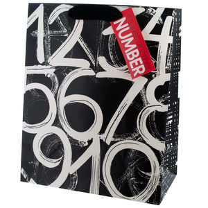 20  Pieces Per Pack Of  Birthday Numbers Large Gift Bag ][wholesales purchase|hoodmat.com