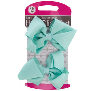 12 Pieces Per Pack Of Cupcake &Amp; Fabric Bow Hair Clips Set ][Wholesales Purchase|Hoodmat.Com