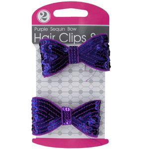 12 Pieces Per Pack Of Fabric Covered Heart Hair Clips Set ][Wholesales Purchase|Hoodmat.Com
