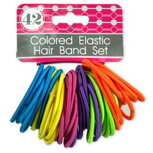24 Pieces Per Pack Of Ribbon Streamer Bobble Hair Clips Set ][Wholesales Purchase|Hoodmat.Com