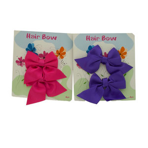 36 Pieces Per Pack Of Childrens Hair Bow ][Wholesales Purchase|Hoodmat.Com