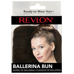 12 Pieces Per Pack Of Revlon Dark Brown Clip-Lok Bangs ][Wholesales Purchase|Hoodmat.Com