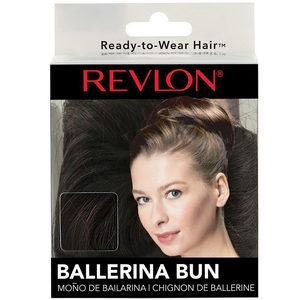 12 Pieces Per Pack Of Revlon Medium Brown Ballerina Bun ][Wholesales Purchase|Hoodmat.Com