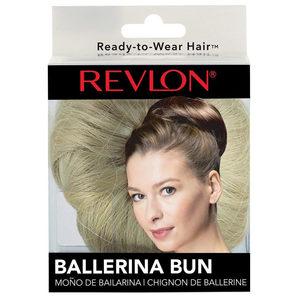 12 Pieces Per Pack Of Revlon Sugar Cookie Ballerina Bun ][Wholesales Purchase|Hoodmat.Com