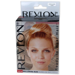 12 Pieces Per Pack Of Revlon Frosted Ballerina Bun ][Wholesales Purchase|Hoodmat.Com