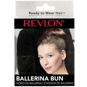 12 Pieces Per Pack Of Revlon Dark Blonde Ballerina Bun ][Wholesales Purchase|Hoodmat.Com