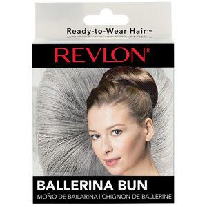 12 Pieces Per Pack Of Revlon Dark Brown Ballerina Bun ][Wholesales Purchase|Hoodmat.Com