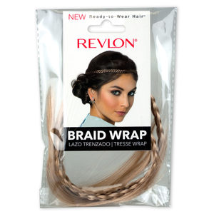 12 Pieces Per Pack Of Revlon Frosted Braid Wrap ][Wholesales Purchase|Hoodmat.Com