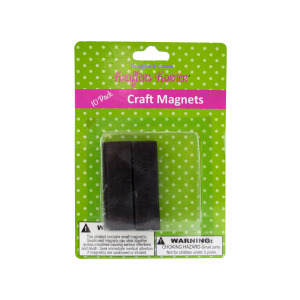 12 Pieces Per Pack Of Craft Magnet Strips][Wholesales Purchase Hoodmat.Com