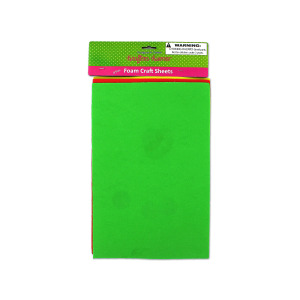 12 Pieces Per Pack Of Foam Craft Sheets][Wholesales Purchase Hoodmat.Com