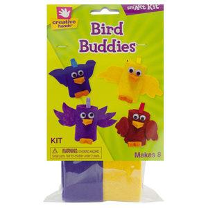 18 Pieces Per Pack Of Bird Buddies Felt &Amp; Foam Craft Kit][Wholesales Purchase Hoodmat.Com