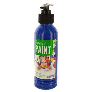 20 Pieces Per Pack Of 8 Oz. Blue Finger Paint In Pump Bottle ][Wholesales Purchase Hoodmat.Com