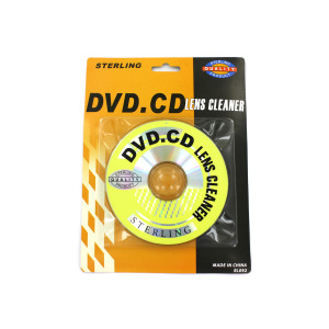 DVD AND CD LENS CLEANER