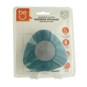 2 Pieces Per Pack Of Be U Waterproof Bluetooth Shower Speaker ][Wholesales Purchase|Hoodmat.Com