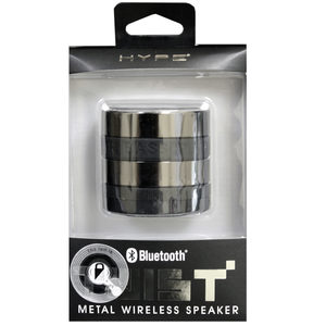 2 Pieces Per Pack Of Hype Wireless Metal Twist Bluetooth Speaker ][Wholesales Purchase|Hoodmat.Com