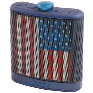 2 Pieces Per Pack Of Ihome America Flask Speaker With Case ][Wholesales Purchase|Hoodmat.Com