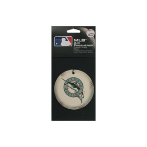 24  Pieces Per Pack Of  Florida Marlins Pine Air Freshener ][Wholesales Purchase Hoodmat.Com