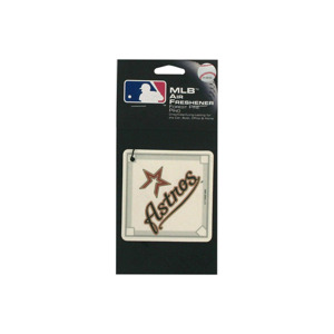 24  Pieces Per Pack Of  Houston Astros Baseball Air Freshener ][Wholesales Purchase Hoodmat.Com