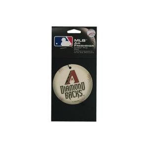 24  Pieces Per Pack Of  Arizona Diamondback Baseball Air Freshener ][Wholesales Purchase Hoodmat.Com
