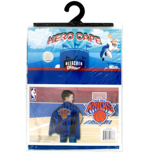 12  Pieces Per Pack Of  New York Knicks Hero Cape ][Wholesales Purchase Hoodmat.Com