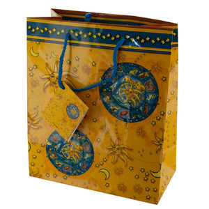 30  Pieces Per Pack Of  Medium Astrological Gift Bag ][wholesales purchase|hoodmat.com