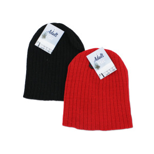 24 Pieces Per Pack Of Adult Knit Cap ][wholesales purchase|hoodmat.com