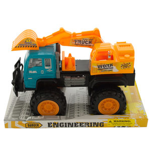 2 Pieces Per Pack Of Friction Toy Construction Truck ][Wholesales Purchase   Hoodmat.Com