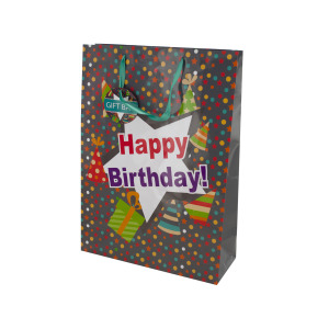 24  Pieces Per Pack Of  Happy Birthday Party Hats Gift Bag ][wholesales purchase|hoodmat.com