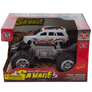 2 Pieces Per Pack Of Friction Powered Big Wheel Truck ][Wholesales Purchase   Hoodmat.Com
