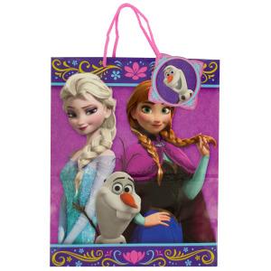 18  Pieces Per Pack Of  Disney's Frozen Gift Bag ][wholesales purchase|hoodmat.com