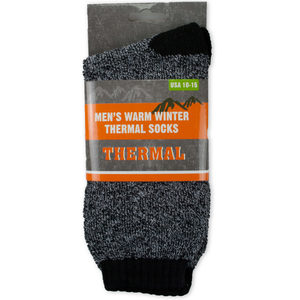 12 Pieces Per Pack Of Men's Thermal Socks ][wholesales purchase|hoodmat.com