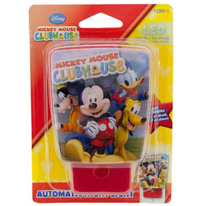 12 Pieces Per Pack Of Disney Licensed Automatic Night Light ][Wholesales Purchase|Hoodmat.Com
