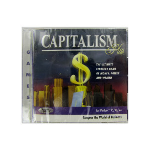 CAPITALISM PC CD X1