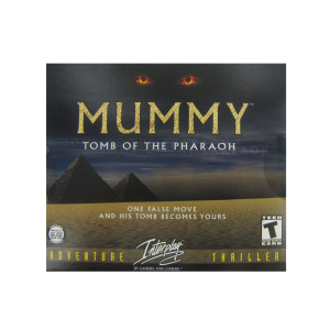MUMMY TOMB PC GAME CD X1