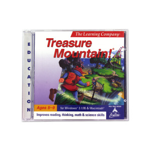 TREASURE MOUNTAIN CD X1
