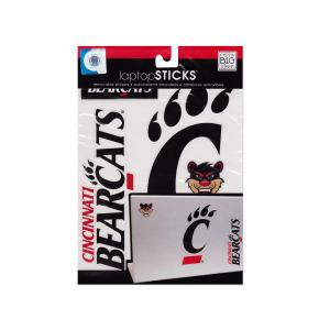 24  Pieces Per Pack Of  Cincinnati Bearcats Removable Laptop Stickers ][Wholesales Purchase Hoodmat.Com
