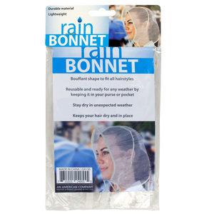 24 Pieces Per Pack Of Bouffant Style Rain Bonnet ][wholesales purchase|hoodmat.com