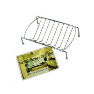 24 Pieces Per Pack Of Metal Soap Dish ][Wholesales Purchase|Hoodmat.Com