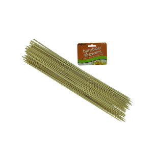 12 Pieces Per Pack Of Long Bamboo Skewers ][Wholesales Purchase|Hoodmat.Com