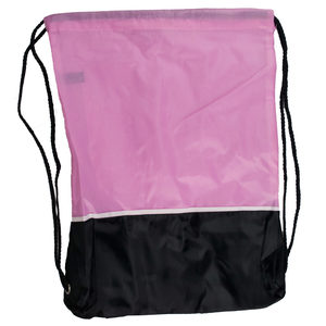 12 Pieces Per Pack Of Pink Drawstring Backpack ][wholesales purchase|hoodmat.com