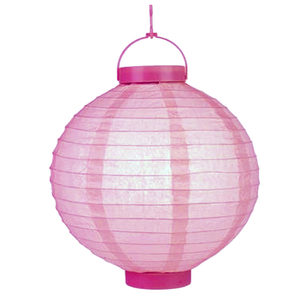 6 Pieces Per Pack Of Pink Paper Hanging Lantern ][Wholesales Purchase|Hoodmat.Com