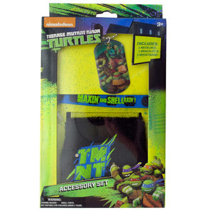 16 Pieces Per Pack Of Teenage Mutant Ninja Turtles Accessory Set ][Wholesales Purchase   Hoodmat.Com