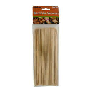 24 Pieces Per Pack Of Bamboo Skewers ][Wholesales Purchase|Hoodmat.Com