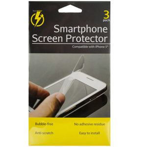 24 Pieces Per Pack Of Smartphone Screen Protectors For Iphone 5 ][Wholesales Purchase Hoodmat.Com