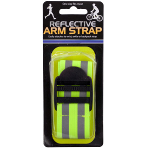 24 Pieces Per Pack Of Reflective Arm Strap ][wholesales purchase|hoodmat.com